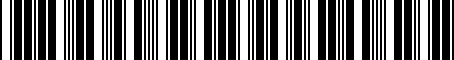 Barcode for 3357412060