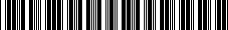 Barcode for 6786202070