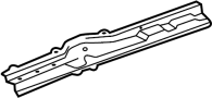61204AE010 RAIL SUB-ASSY, ROOF SIDE, INNER LH