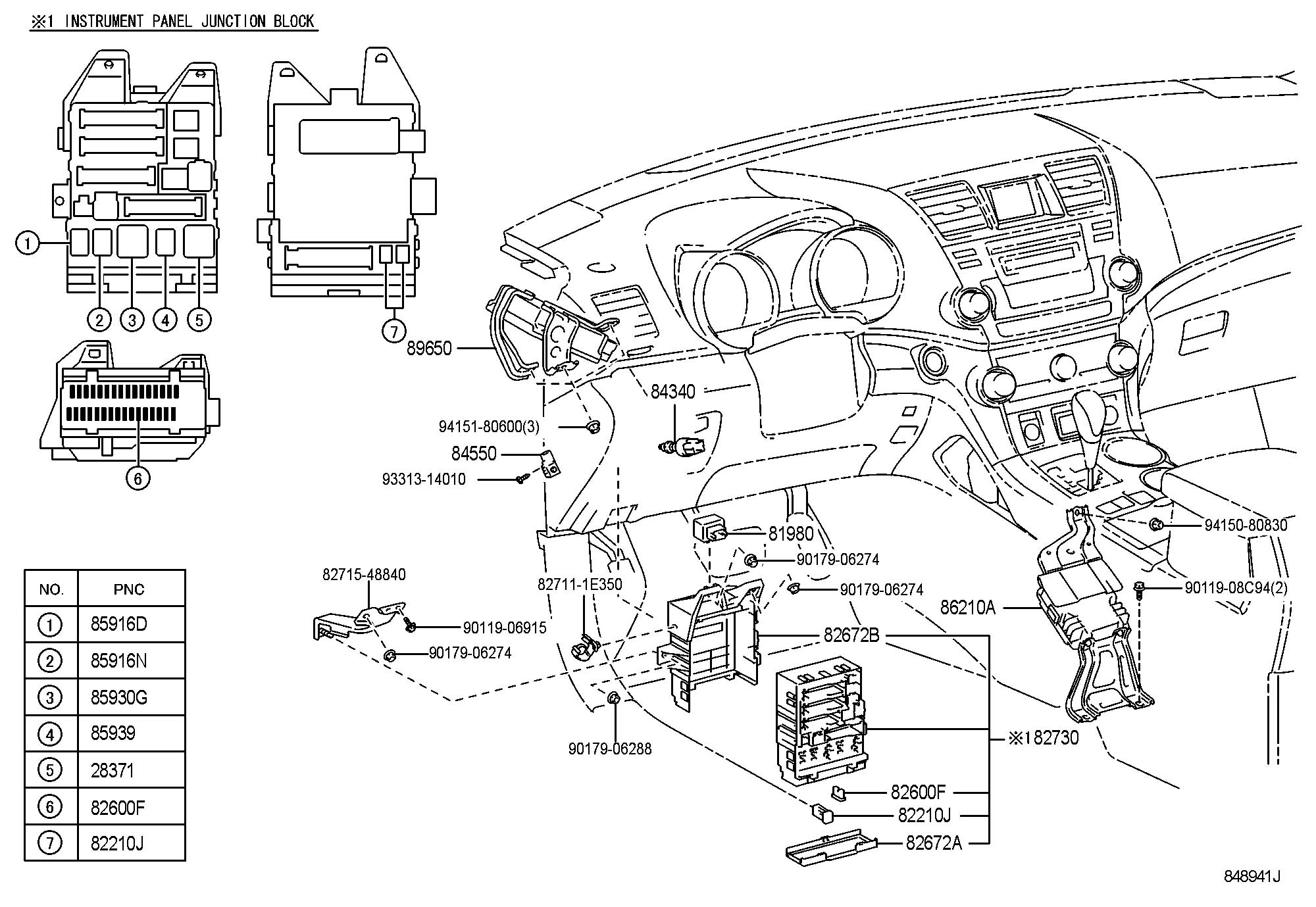toyota fuse box diagram camry  toyota  auto wiring diagram
