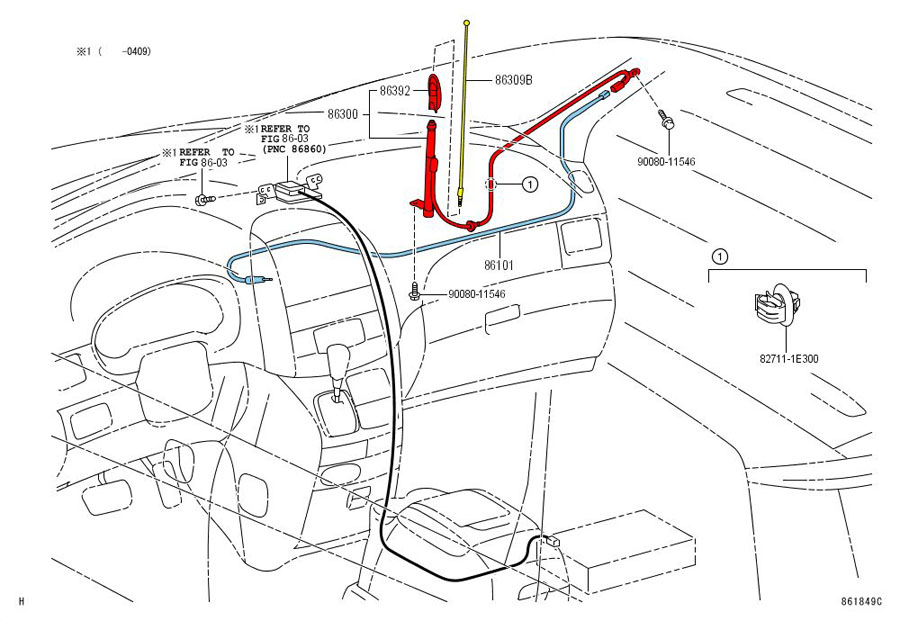 toyota sequoia starter relay wiring diagram