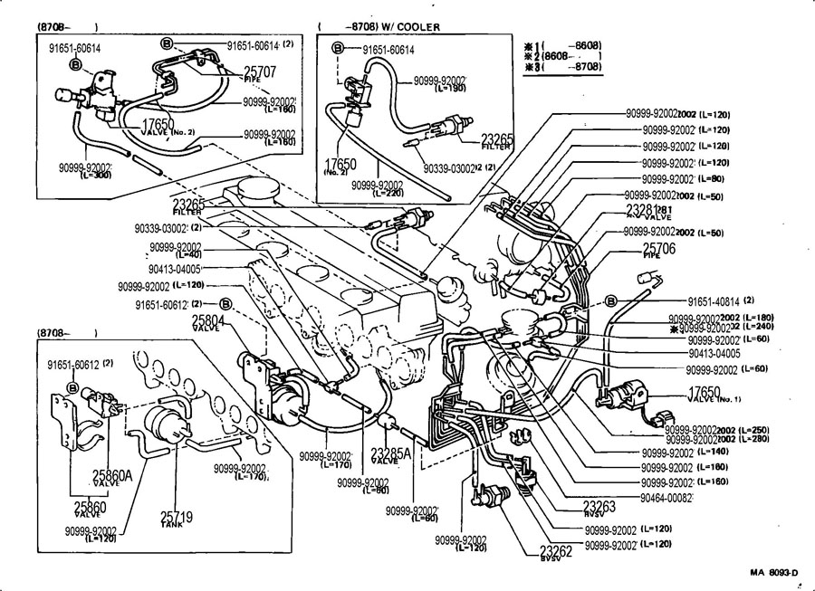 1986 Toyota Mr2 Engine Diagram on toyota prius radiator diagram
